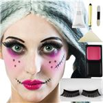 Gothic Ragdoll Make Up Kit - Face Paints