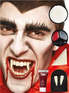 Vampire Make Up Kit  - Face Paints