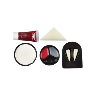 Vampire Face Paint Kit  - Halloween Makeup pla