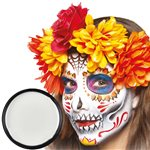 White Face Paint Pot - 14g