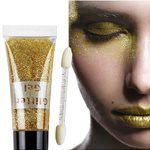 Gold Glitter Tube - 14ml