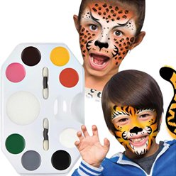 Face Paint - Wild Faces