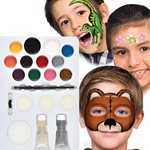 Face Paint Kit - Ultimate Party Pack