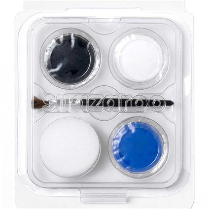 Snazaroo Pirate Mini Face Paint Kit - Face Painting Kit   - Pirate Fancy Dress Costume Accessories left