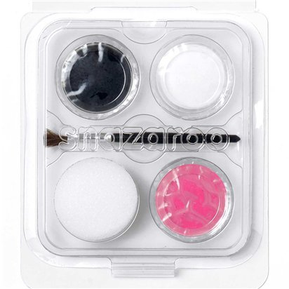 Snazaroo Bunny Mini Face Paint Kit - Animal Face Painting Kit left
