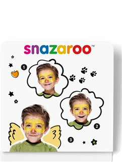 Snazaroo Chick Mini Face Paint Kit