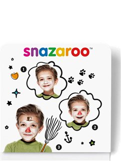Snazaroo Snowman Face Paint Kit