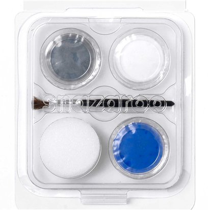 Snazaroo Ice Fairy Mini Face Paint Kit - Christmas Face Painting Kit left