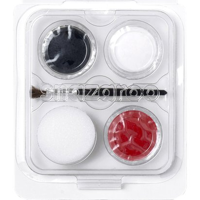 Snazaroo Vampire Mini Face Paint Kit - Halloween Face Painting Kit left