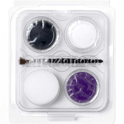 Snazaroo Witch Mini Face Paint Kit - Halloween Witches Face Painting Kit left