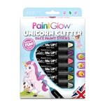 Unicorn Glitter Face Paint Stick Kit