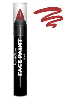 Face Paint Stick - Red 3.5g