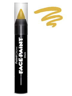 Face Paint Stick - Gold 3.5g