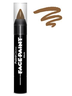 Face Paint Stick - Light Brown 3.5g