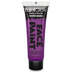 Face Paint Tube - Purple 13ml