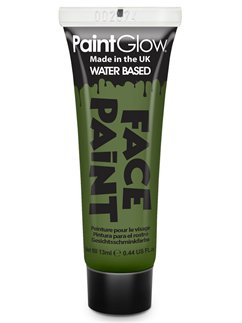 Face Paint Tube - Dark Green 13ml