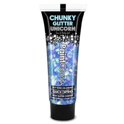 Chunky Glitter Body Gel - Mystic Mermaid 13ml