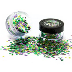 Fancy Dress Accessories Biodegradable Glitter Shaker - Rainforest 3g