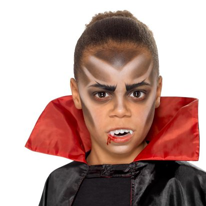 Kids Vampire Make-Up Kit - Halloween Accessory front