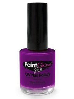 UV Nail Polish - Purple 12ml