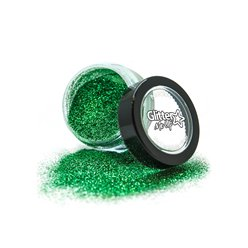 Biodegradable Fine Glitter Shaker - Green 4g
