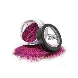 Biodegradable Fine Glitter Shaker - Hot Pink 4g