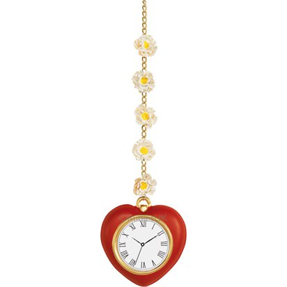 Heart Clock - Wizard of Oz Fancy Dress Accessories front
