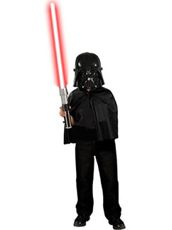 Darth Vader Dress Up Set - Child Costume