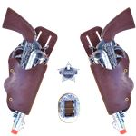 Toy Cowboy Gun & Holster Set