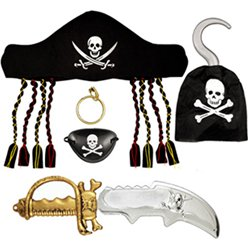 Children's Pirate Set