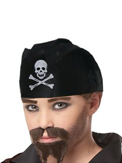 Childrens Pirate Bandana