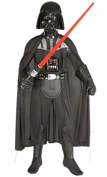 Darth Vader Deluxe - Child Costume