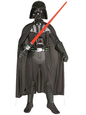 Darth Vader Deluxe - Child Costume front