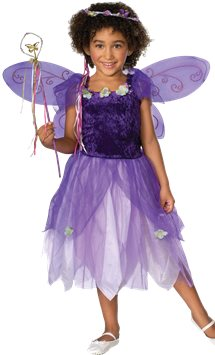 Plum Pixie Fairy - Child Costume