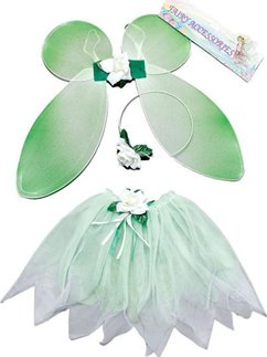 Fairy Set Green