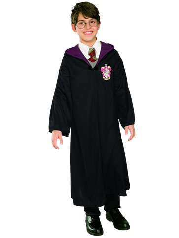 Harry Potter Gryffindor Robe - Child Costume front
