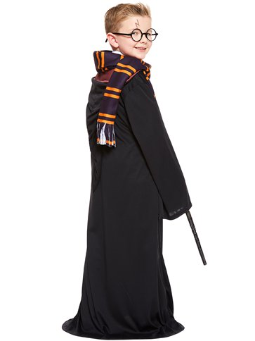 Harry Potter Gryffindor Robe Kit - Child Costume left