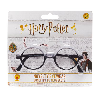 Harry Potter Glasses - Fancy Dress Costume Accessories back