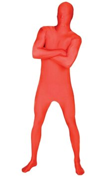 M-Suit Red - Adult Costume