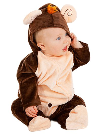 Little Monkey - Baby Costume
