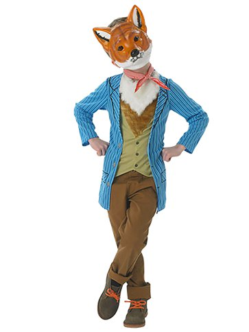 Fox - Child Costume front