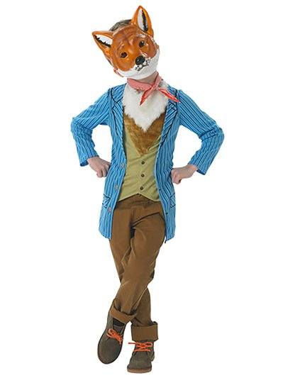 Fox - Child Costume
