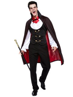 Vampire Costumes Party Delights