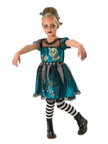 Frankie Girl - Child Costume front