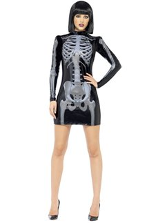 Miss Whiplash Skeleton
