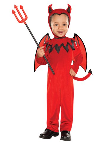 Devil Boy - Toddler & Child Costume front