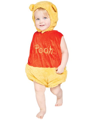 653ce246e7b6 ... Winnie the Pooh - Baby Costume front ...