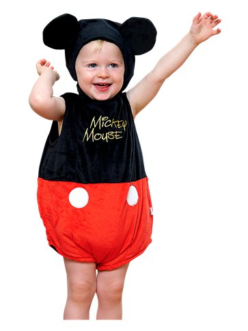 Mickey Mouse - Baby Costume pla