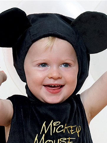 Mickey Mouse - Baby Costume right