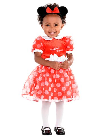 Give your baby girl all the Minnie Mouse baby clothes and products she'll want at Disney Baby. There's tons of Minnie items and styles to choose from. Give your baby girl all the Minnie Mouse baby clothes and products she'll want at Disney Baby. There's tons of Minnie items and styles to choose from.